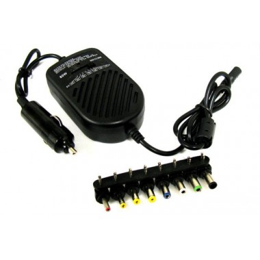 LAPTOP CAR CHARGER 80W