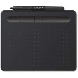 Wacom Intuos Wireless Graphics Drawing Tablet (CTL4100WLK0)