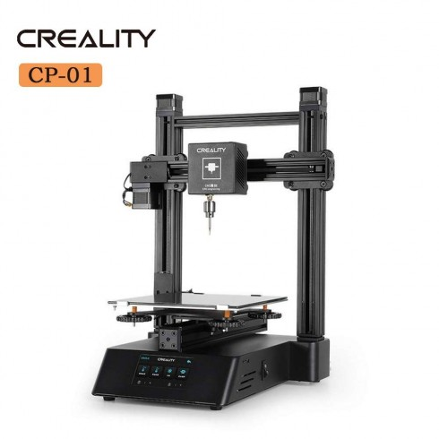 FDM 3D Printer Creality CP-01 Intelligent Module Machine Laser Engraving CNC Cutting 3-in-1 Multifunction