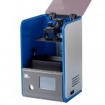 Creality 3D LD-001 SLA LCD 3D Printer Assembled with 3.5'' Full Color Touchscreen, On-line and Off-line Printing