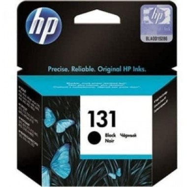 C8765HE 131 BLACK INK CARTRIDGE