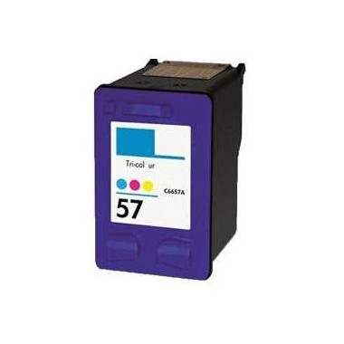 C6657 HP INK CARTRIDGE COLOR