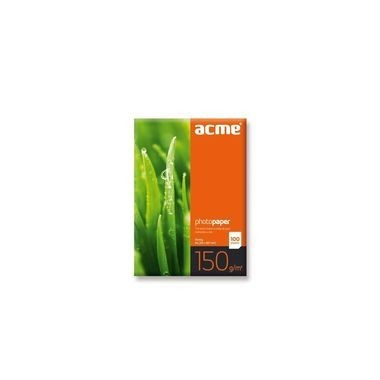 ACME A6 150GM 50 PACK GLOSSY